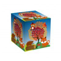 Коробка под кружку Осенняя