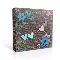 Коробка под тарелки Романтика