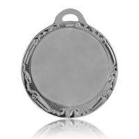 Медаль HB105 серебро D50мм, D вкладыша 40мм