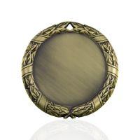 Медаль корпусная MK41a золото D медали 70мм, D вкладыша 50мм