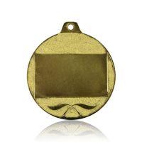 Медаль SC1602-70 золото D70мм, D вкладыша 50мм