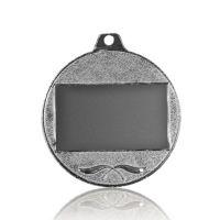Медаль SC1701-50 серебро D50мм, D вкладыша 25мм