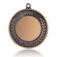 Медаль Zj-M744 бронза D65мм, D вкладыша 40мм
