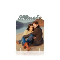 Рамка МДФ «Я люблю тебя» 195х140х3мм
