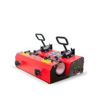 Термопресс для двух кружек с 5 нагревательными элементами в комплекте